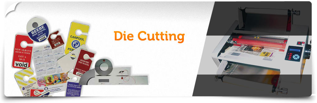Die Cutting Services in Cleveland, OH | Classic Laminations
